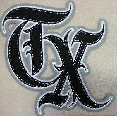 """Dyse One Iron On Patch """"Texas"""""""