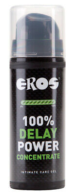 Eros 100% Delay concentrato - Gel ritardante maschile
