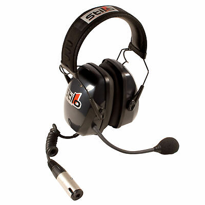 Stilo Trophy Practice / Recce / Rally Headset - Fits Trophy Intercom
