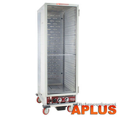 Win-Holt NHPL1836ECO Non-Insulated Heavy Duty Holding / Proofing Cabinet 120V