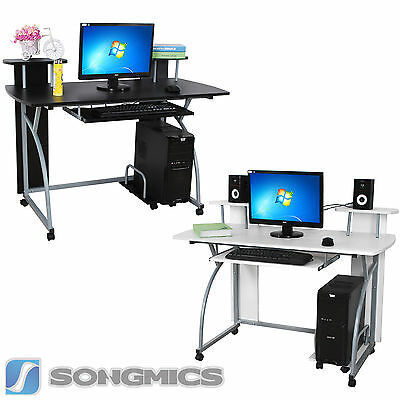 Computer Table Desk Home Office Study Work station Laptop Table Desk in 2 color