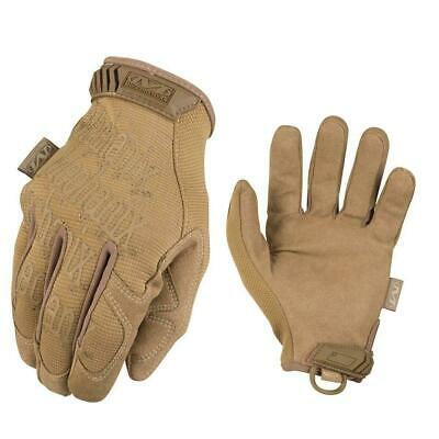 Mechanix Wear Original Gloves Coyote Tactical With Trek Dry
