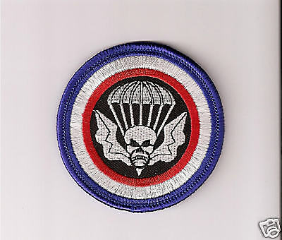 MILITARY PATCH -  U.S. ARMY 502nd PARACHUTE INFANTRY