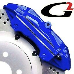 BLUE G2 USA Brake Caliper Paint System *FREE SHIPPING *Ships in 24 Hours