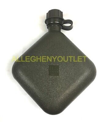 2 TWO New US Military 2QT Collapsible Water Canteen Hydration Bladder 2 QUART