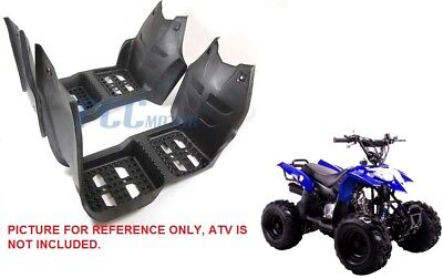 Coolster Atv Quad Foot Rest Right & Left Plastic 50Cc 70Cc 110Cc I Fr01