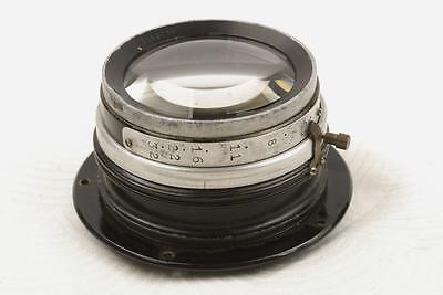 Bausch& Lomb Tessar 11 b f 6.3  11x14 Large format Lens+Flange May cover 11x17