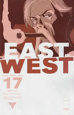East Of West #17 (NM)`15 Hickman/ Dragotta
