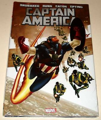 CAPTAIN AMERICA by Ed Brubaker Vol. 4  Hardback GRAPHIC NOVEL BOOK  NM/Sealed