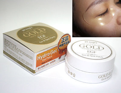 Petitfee/ GOLD EGF Eye & Spot Hydrogel GEL/30 Pairs Eye Patch & 30 spot patches