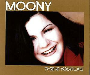 Moony - This Is Your Life  Cd Pop-Rock Internazionale