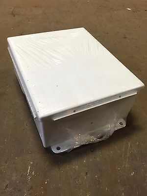 "Hoffman Engineering Enclosure Electrical Box A-1008CH/A1008CH NEW 4"" x 8"" x 10"""