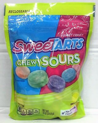 Sweetarts Chewy Sours Tangy Candy 11 oz Sweet Tarts Sweetart