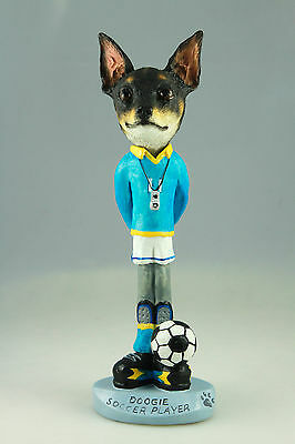Soccer Rat Terrier-See Interchangeable Breeds & Bodies @ Ebay Store