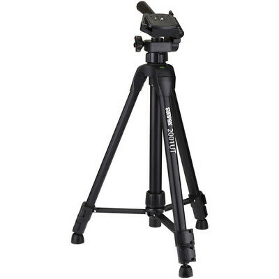 Sunpak 49-inch Tripod with 3-Way Pan Head, Quick-Release (620-020)