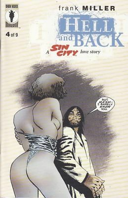 Sin City: Hell And Back #4 (Dark Horse Comics)