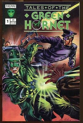 TALES OF THE GREEN HORNET #1-4 NEAR MINT COMPLETE SET 1992