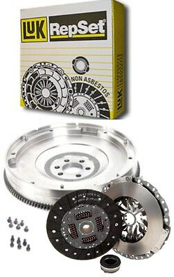 Audi A4 1.9 Tdi & Quattro Flywheel And Luk Clutch Kit With Bolts
