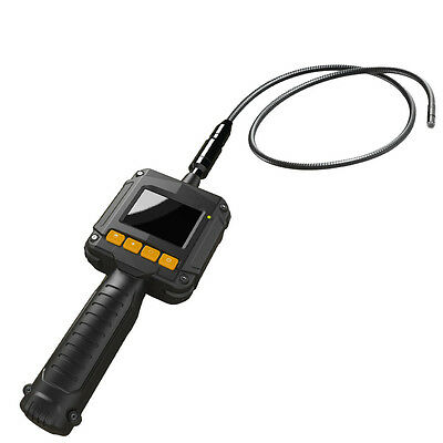 """Wolf Eye-Spy Inspection 2.3"""" LCD Video Scope Camera Tool for Car Pipe Endoscope"""