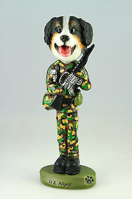 Army Bernese Mtn Dog-See Interchangeable Breeds & Bodies @ Ebay Store