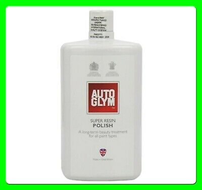 Autoglym Super Resin Polish 1 L [SRP1L] 1 Litre Bottle