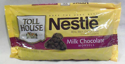 Nestle Milk Chocolate Morsels 23 oz