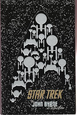 Star Trek The John Byrne Collection / US IDW Hardcover
