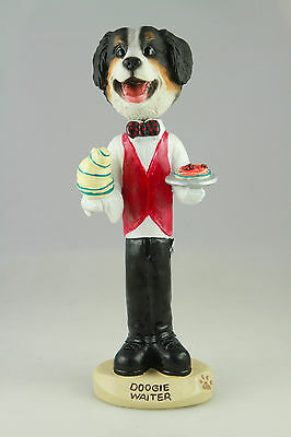 Waiter Bernese Mtn Dog-See Interchangeable Breeds & Bodies @ Ebay Store