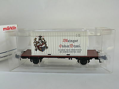 #293. Marklin Scala 1 - 5411 Containerwagen