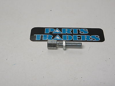 NOS Flanders Hex Head Cable Adjuster 6mm x 38mm 3mm Wire Custom Vintage Cafe