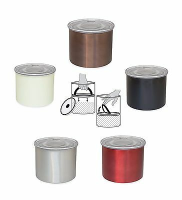 Planetary Design Airscape Food Coffee Storage Canister 32 fl. oz Pick your Color