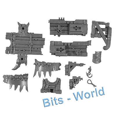 Warhammer Bits: Ogre Kingdoms Ironblaster/scraplauncher - Chassis Assembly