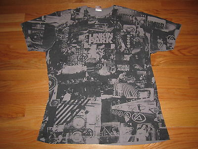 "LINKIN PARK ""Minutes to Midnight ...Testo"" (XL) T-Shirt"