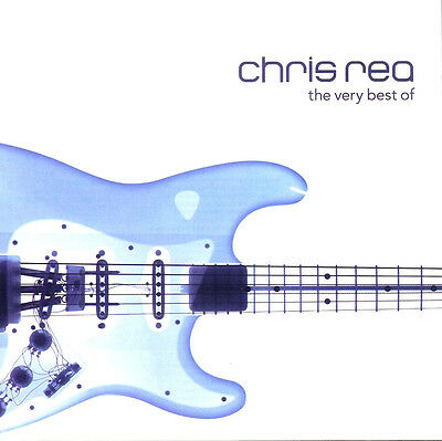 Chris Rea ( New Sealed Cd ) The Very Best Of / Greatest Hits Collection