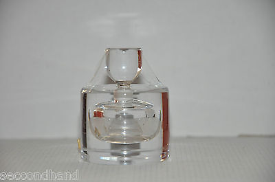 Kosta Perfume  Glass Vintage   Offers Are Welcome
