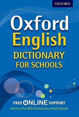 Oxford English Dictionary for Schools by Oxford Dictionaries (PB)