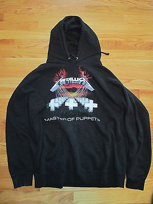 2006 METALLICA Master of Puppets (LARGE) Sweat Shirt