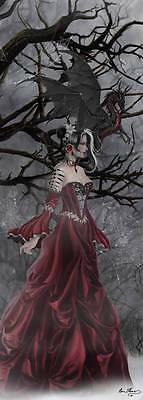 Nene Thomas Panoramic Jigsaw Puzzle Queen Of Shadows 1000 Pc Gothic Romance 1949