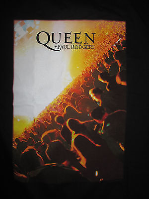 "2006 QUEEN + PAUL RODGERS ""Return of the Champions"" Concert Tour (MED) T-Shirt"