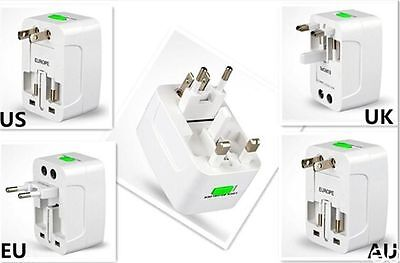 All in One Worldwide Power Adapter Wall Charger Socket Travel Plug Converter