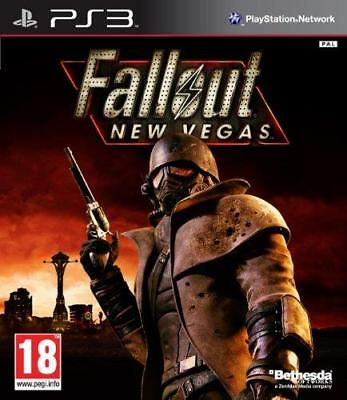 Fallout New Vegas for PS3 New and Sealed
