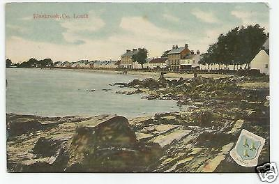 irish postcard ireland louth blackrock
