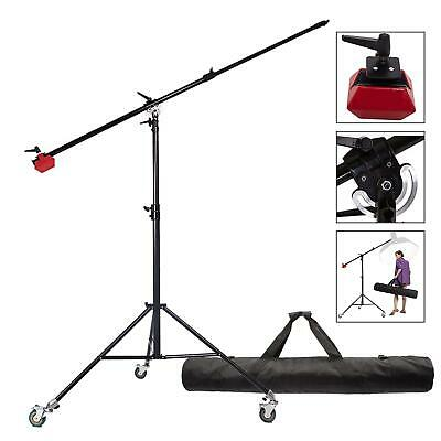 Studio Boom Arm Stand Heavy Duty Counterweight Kit Photography Photo Video UK