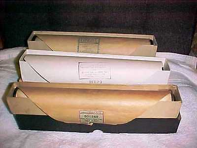 Lot Of 3 Player Piano Music Rolls*aeolian*eighty-Eight Note*ideal*