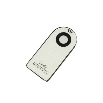 Wireless IR Infrared Remote Control Shutter Trigger For Canon Nikon Sony Pentax