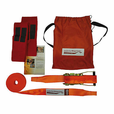 Webster & Maroon Einsteiger Slackline Set Rookie