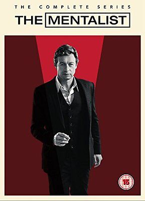 THE MENTALIST Series 1-7 SEALED/NEW Complete Season 5051892192002   2 3 4 5 6