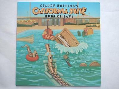 Claude Bolling California Suite LP CBS 73991 NM/NM 1978 made in Holland, with Hu