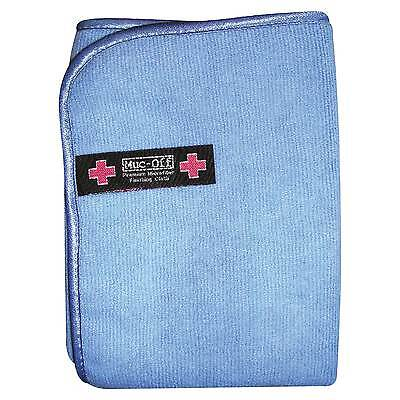 Muc-Off Premium Microfibre Motorcycle/Car Polishing/Valeting/Cleaning Cloth
