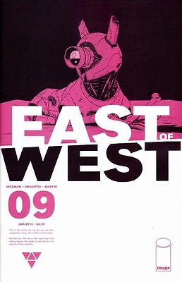 East Of West #9 (NM)`14 Hickman/ Dragotta